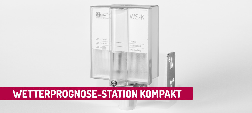 Wetterprognose-Station Kompakt