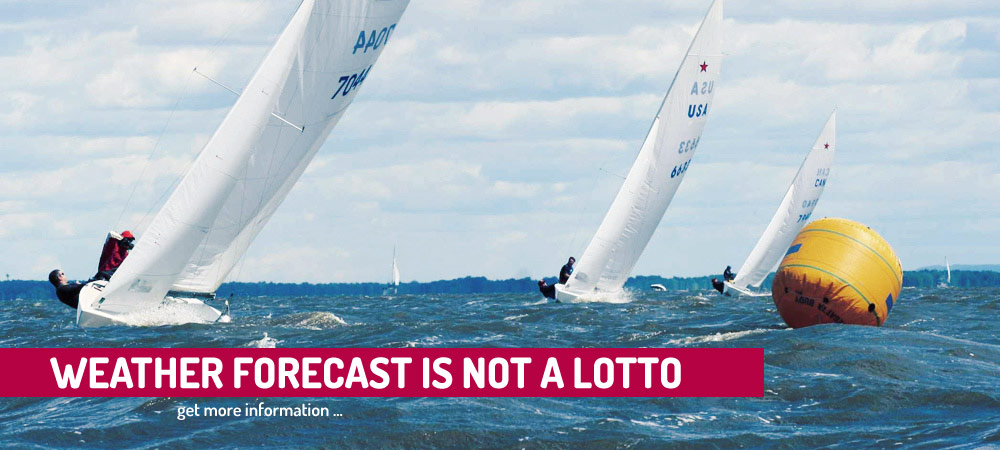 HKW - Weather forecast is not a lotto
